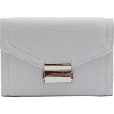 Kaori Crepe Clutch Bag
