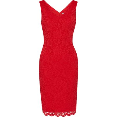 Giovanna Lace Shift Dress