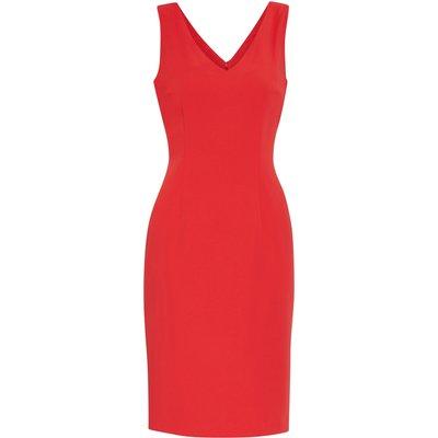 Merna Crepe Shift Dress