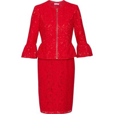Mariana Lace Dress And Jacket