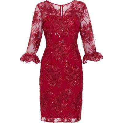 Corla Embroidered Dress