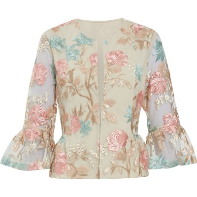 Ottilia Embroidered Jacket