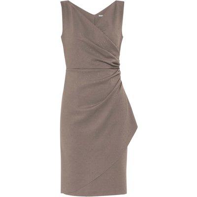 Tessie Stud Wrap Dress