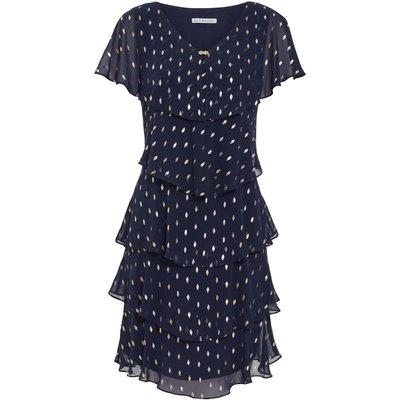 Hafsa Tiered Dress
