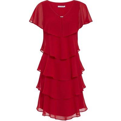 Lona Tiered Dress