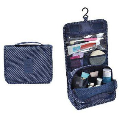 Print Patchwork Storage Bag