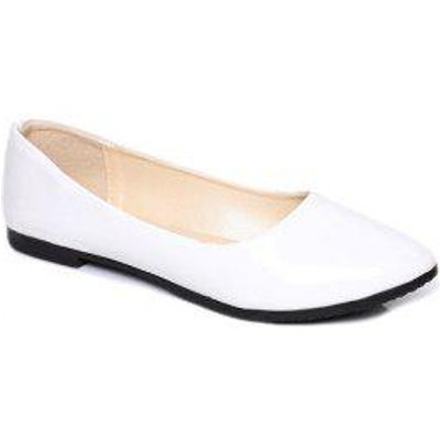 Flat-Bottomed New Low-Heeled Professional Comfort Work Leather Shoes