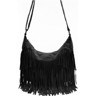 Faux Suede Tassel Handbag Women Sling Shoulder Bags Ladies Crossbody Messenger Bag Handbag Shopping
