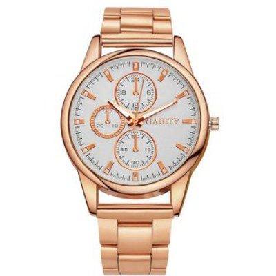 GAIETY G109 Fashion Classic Women Luxury Casual Watch Women, Rose Gold
