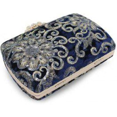 The Evening Bags Women Clutch Bags Evening Clutch Bags Wedding Bridal Handbag Pearl Beaded Lace Rose