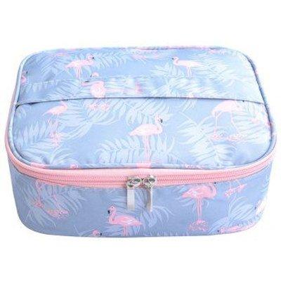 Ladies Multi-Purpose Travel Cosmetic Storage Package