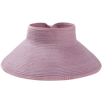 Outdoor Open Top Adjustable Foldable Sunscreen Hat