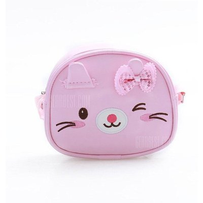 Girl's Crossbody  Cute Animal Small Bag