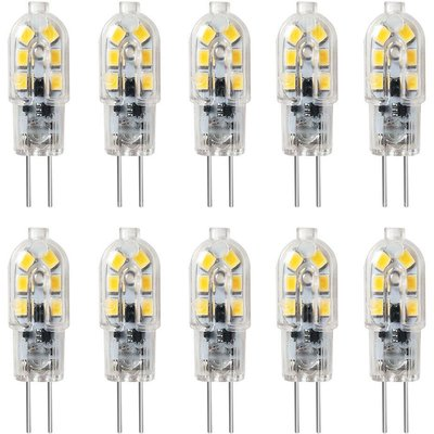 BRELONG G4 12LED -2835 PC AC12 DC12 V Corn Light 10PCS