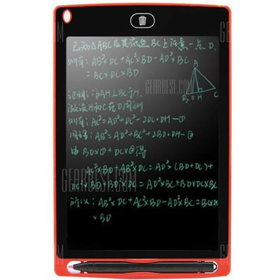 8.5 inch Portable Smart Writing Tablet Electronic Notepad