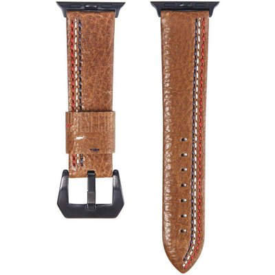 38mm Soft Calf Leather Band 3 Classic Vintage  for Apple