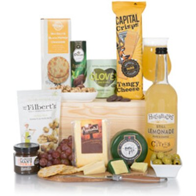 Alcohol Free Cheese Hamper