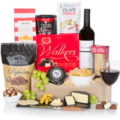 Luxury Wine & Cheese Selection