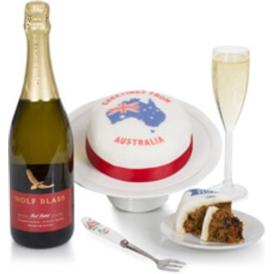 Australia Cake and Wine