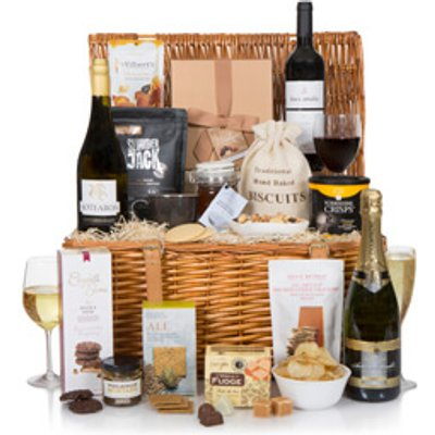 The Luxury Food & Wine Hamper