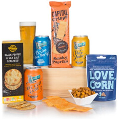 Craft Beer & Food Hamper
