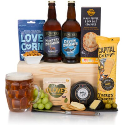 Craft Beer Cheese & Snacks Hamper