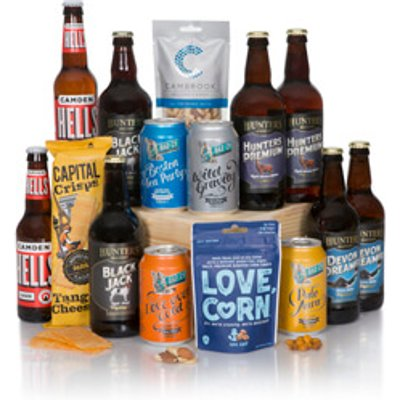 Real Ale & Craft Beer Selection