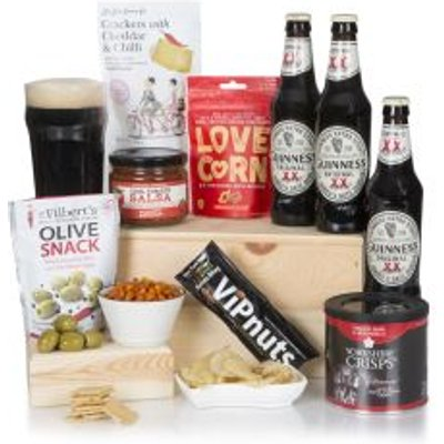 Guinness & Snacks Hamper