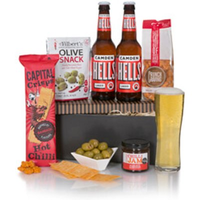 Spicy Craft Beer Hamper
