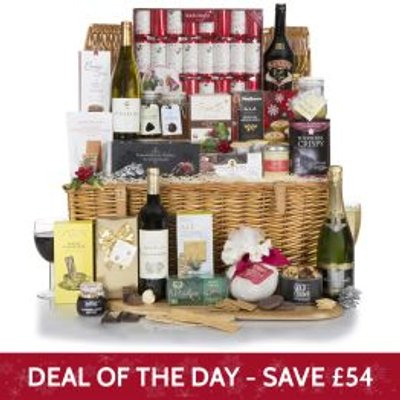 The Majestic Christmas Hamper