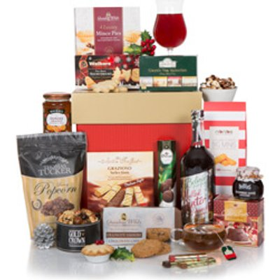 Luxury Alcohol Free Xmas Hamper