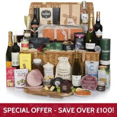 The Greatest Christmas Hamper