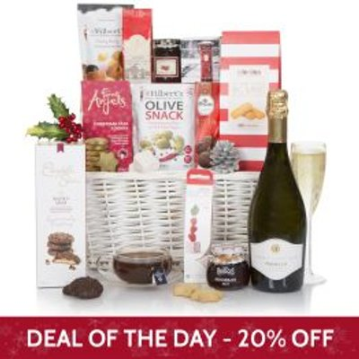Winter Delights Christmas Hamper