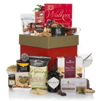 Luxury Christmas Gin Hamper