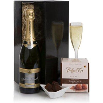 Champagne & Truffles Gift Set