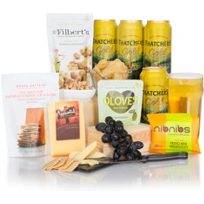 Cider and Cheese Hamper