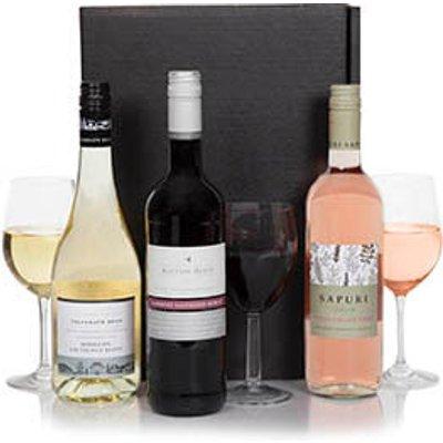 Classic Wine Selection Trio