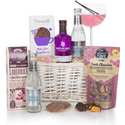 Luxury Gin Basket For Her