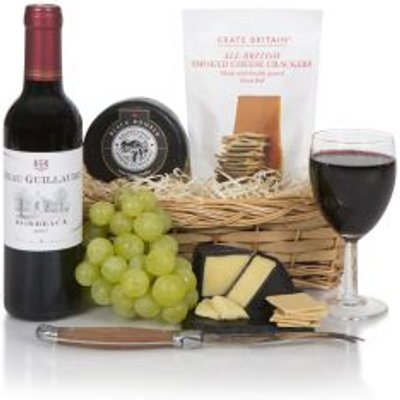 Wine & Cheese Hamper