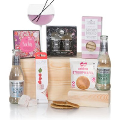 Luxury Birthday Gin Hamper