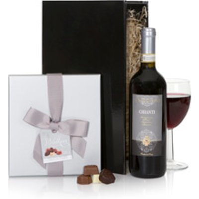 Luxury Wine & Chocolates Hamper