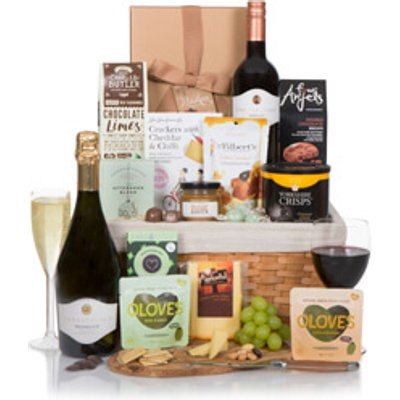 Luxury Food & Wine Gift Basket
