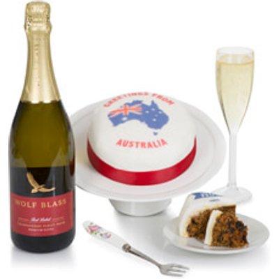 Australia Cake & Wine