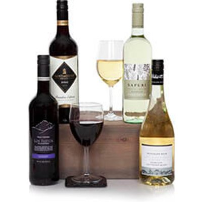 Classic Four Bottle Wine Gift