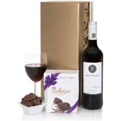 Californian Wine & Chocolates Gift