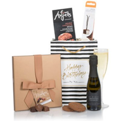 Chocolate & Prosecco Birthday Hamper