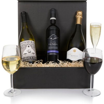 Luxury Wine and Prosecco Hamper
