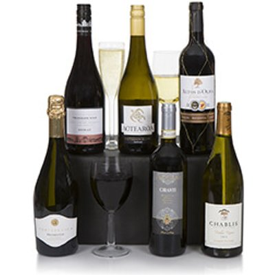 Connoisseur Six Bottle Wine Selection