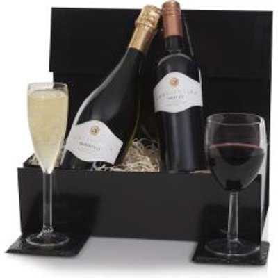 Prosecco & Red Wine Gift Hamper