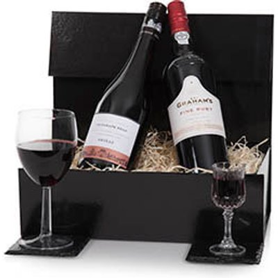 Port and Red Wine Hamper